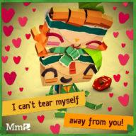 Valentines Tearaway 1
