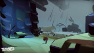 Tearaway Unfolded PS4 - Screenshot 02