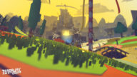 Tearaway Unfolded PS4 - Screenshot 13