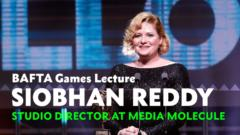 Siobhan's BAFTA Games Lecture