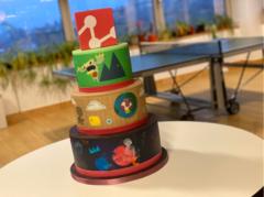 The Most Amazing Birthday Cake