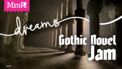 Gothic Novel Game Jam Stream