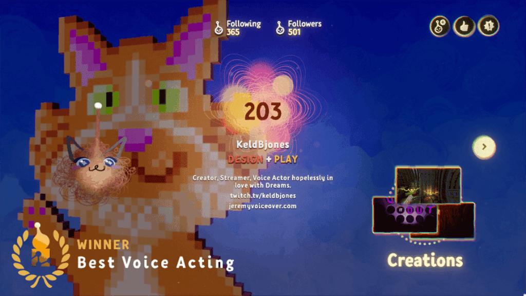 Best Voice Acting