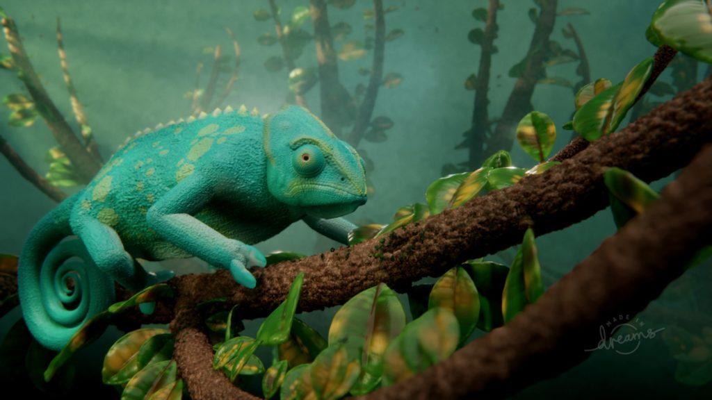 Camille The Chameleon