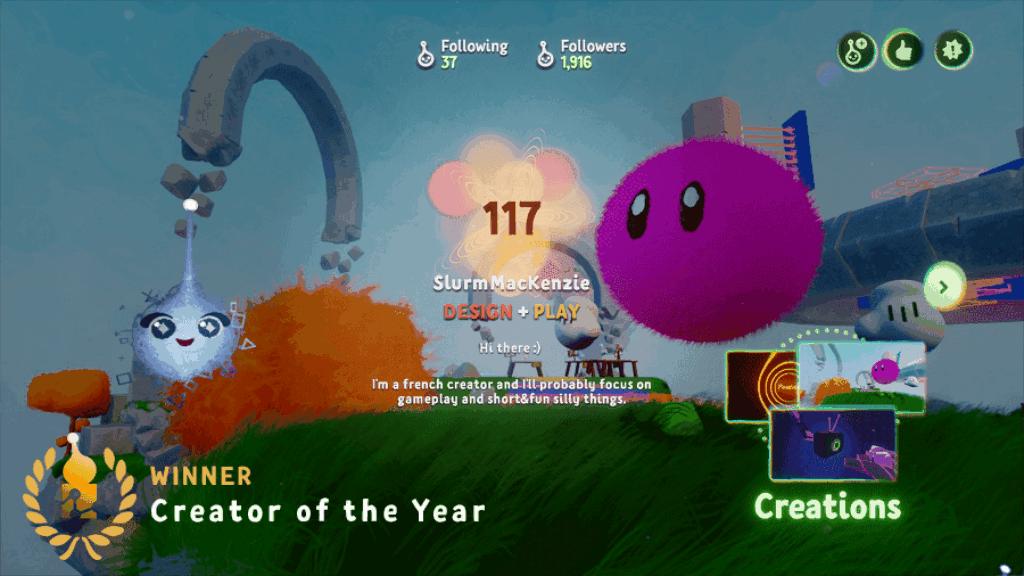 Creator Of The Year