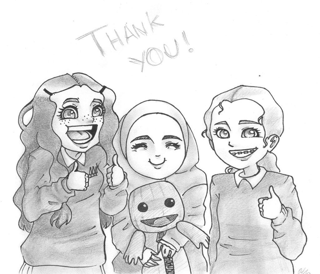 Queens-Park-Community-School-Thank-You