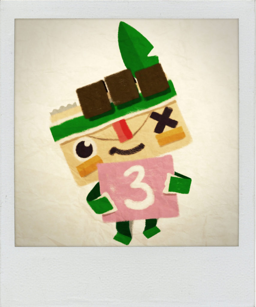 Tearaway Unfolded countdown - 3 days