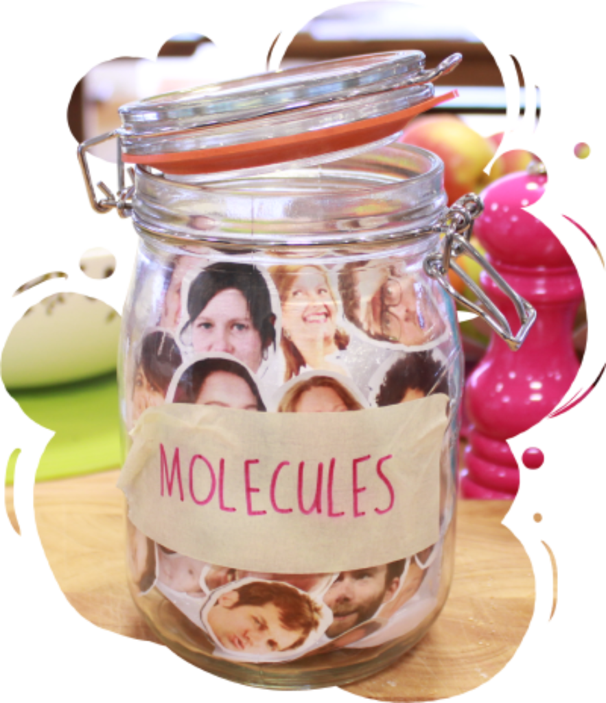 jar-o-molecules