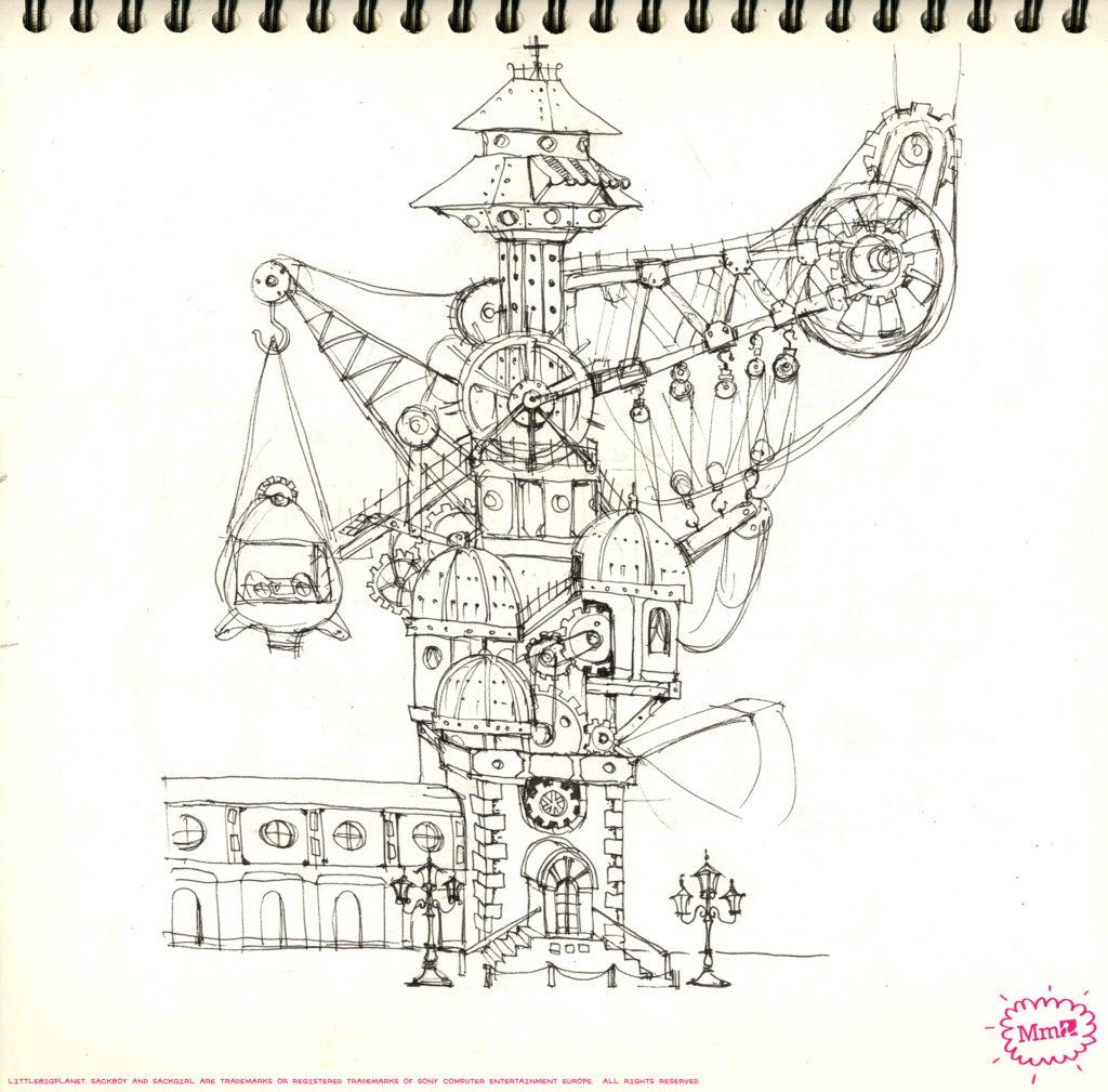 LBP2 Concept Art - 003
