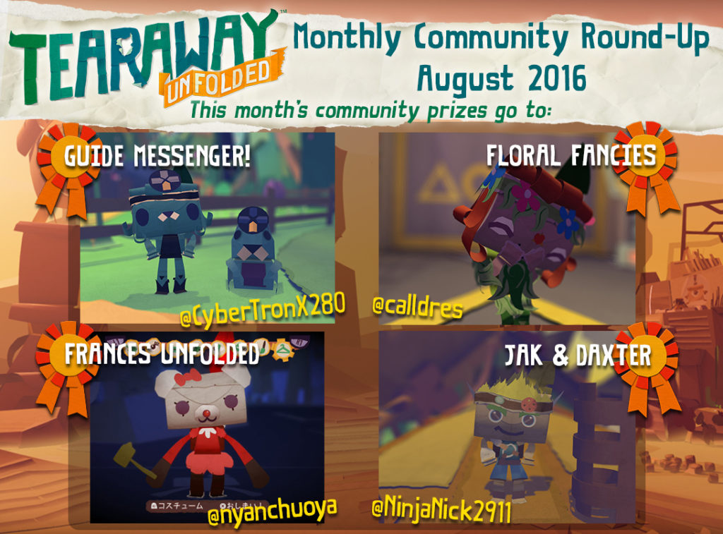 Community Round Up August