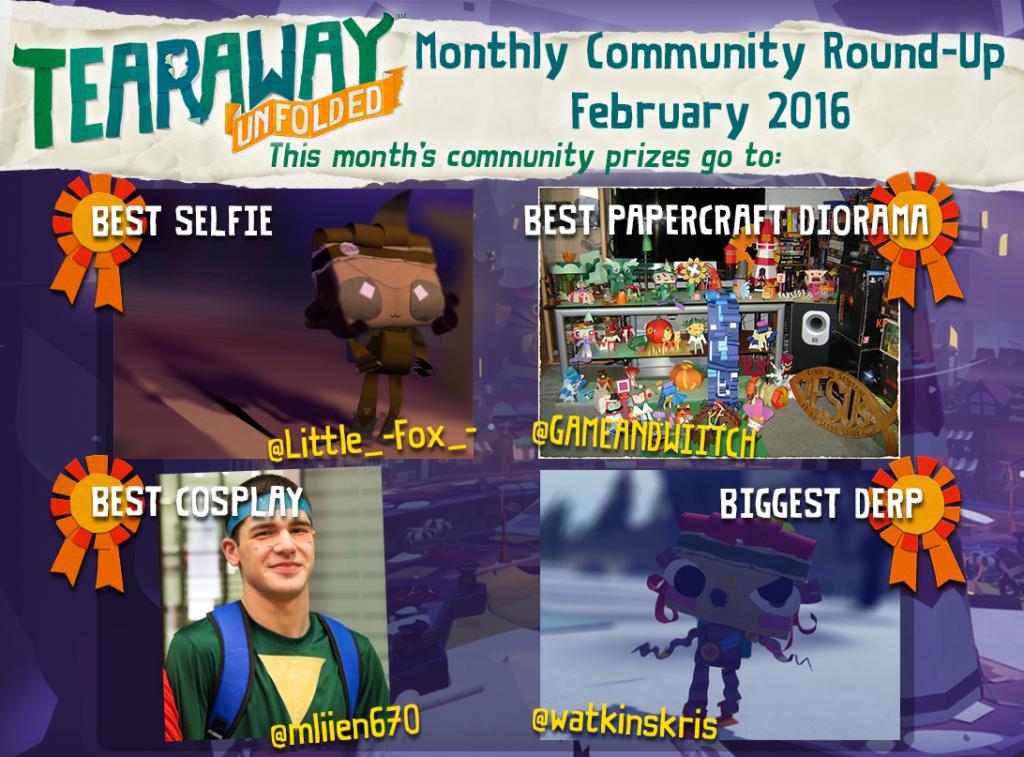 Community Round Up February