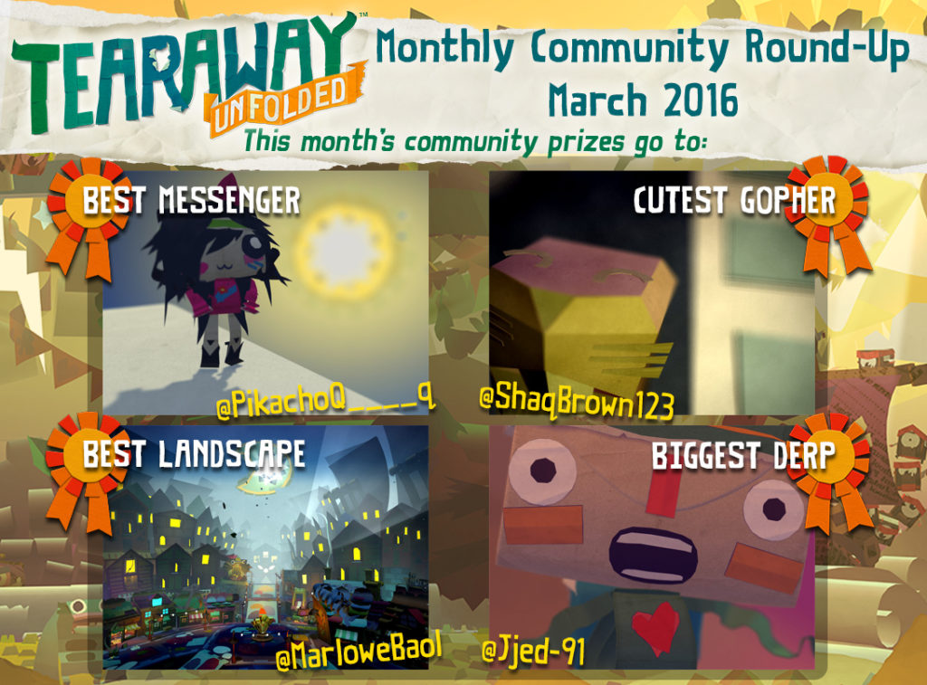 Community Round Up March