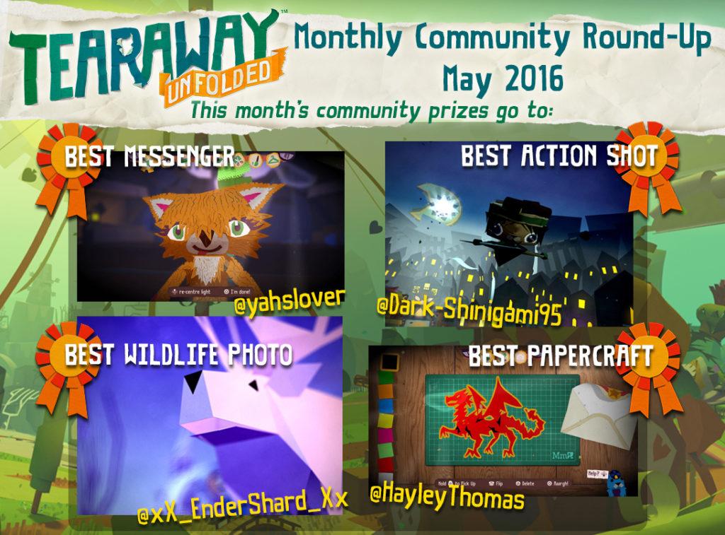 Community Round Up May