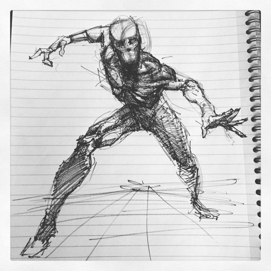 Meeting-Sketch