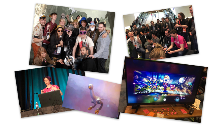 GDC & Day of the Devs 2018