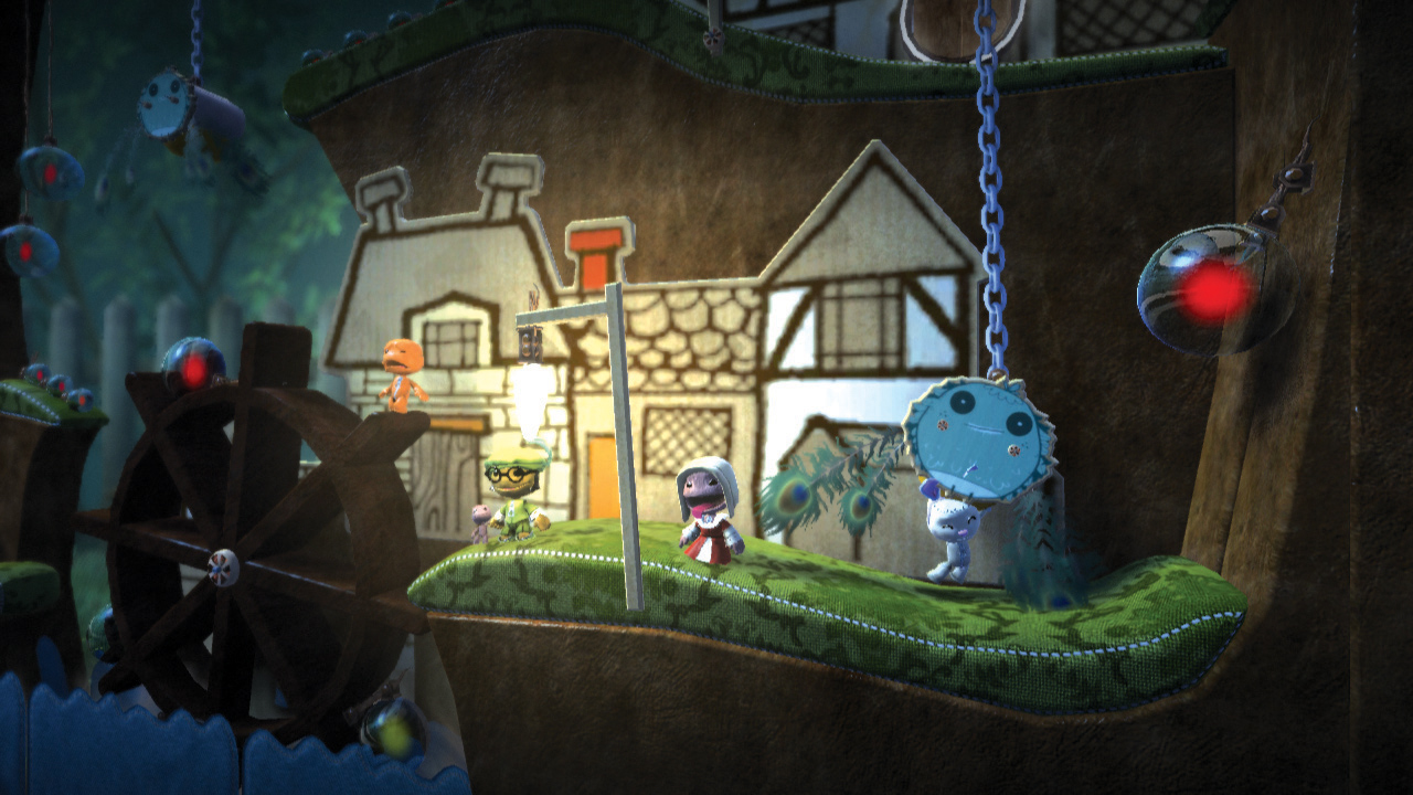 LittleBigPlanet Concept Art