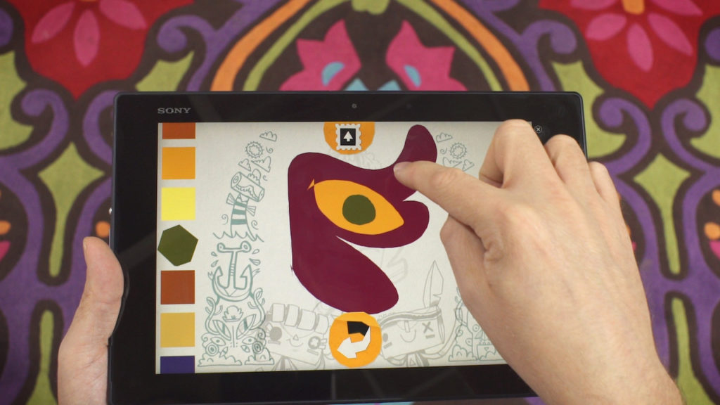 New Tearaway Unfolded Trailer And Companion App Details
