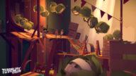Tearaway Unfolded PS4 - Screenshot 19