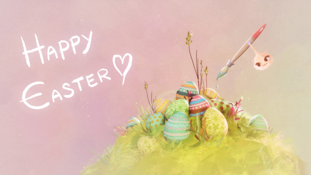 Dreams Easter 2560X1440